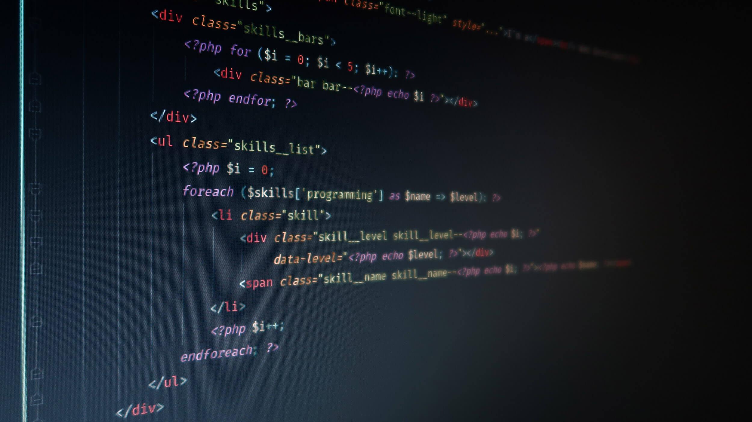 PHP Webdeveloper Laravel